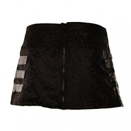 Burleska C-Lock Skirt (Schwarz) - XL/XXL - 1
