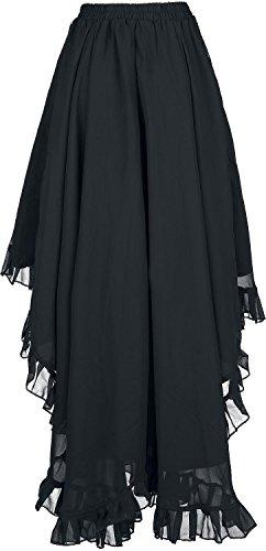 Burleska Elizium Skirt Maxirock schwarz L-XL - 1
