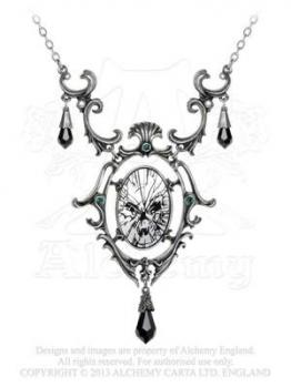 Alchemy Gothic Catoptrauma Halskette - 1
