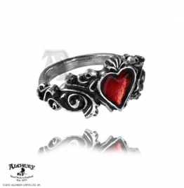 Alchemy Gothic Verlobung Ring - 1