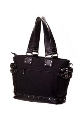 Banned Gothic Handschellen Handtasche Schultertasche - 1
