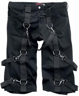 Aderlass Short Pants Denim Short schwarz 32 - 1