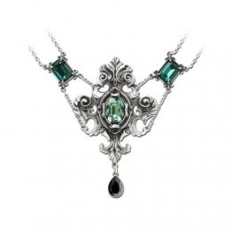 Alchemy Gothic Königin der Nacht Halskette - 1