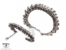 Alchemy Gothic (Metal-Wear) Wirbel Armband - 1