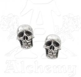 Alchemy Gothic Mortaurium Paar Ohrringe - 1