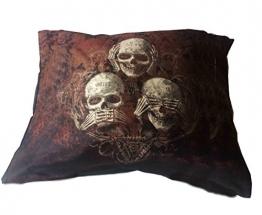 Alchemy gothic No Evil Bettwäsche-Set für Einzelbetten - 1
