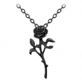 Alchemy Gothic The Romance of The Black Rose Halskette Standard - 1