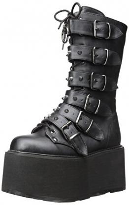 Demonia Damned 225 Stiefel schwarz EU37 - 1