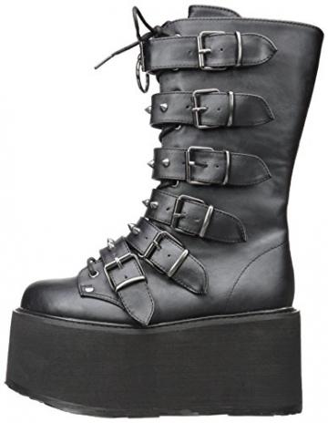 Demonia Damned 225 Stiefel schwarz EU37 - 5