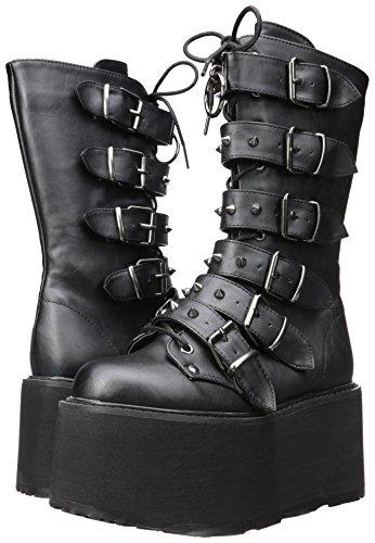 Demonia Damned 225 Stiefel schwarz EU37 - 6