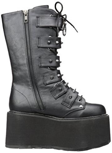 Demonia Damned 225 Stiefel schwarz EU37 - 7