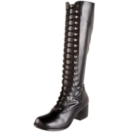 Funtasma RETRO-302 Blk STR Pu UK 6 (EU 39) - 1