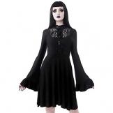 Killstar Gothic Skater Kleid - Sabrina S - 1