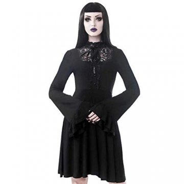 Killstar Gothic Skater Kleid - Sabrina S - 2