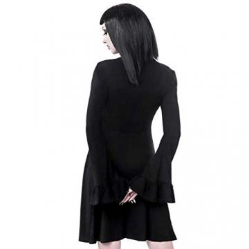 Killstar Gothic Skater Kleid - Sabrina S - 3