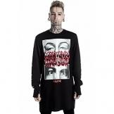 Killstar X Marilyn Manson Langarm Shirt - This Is Your World S - 1