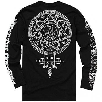 Killstar X Rob Zombie Langarm T-Shirt - Magick XL - 6