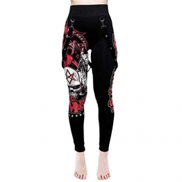 Killstar X Rob Zombie Leggings - Superbeast M - 1