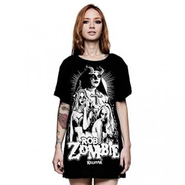 Killstar X Rob Zombie Longshirt - Living Dead Girl L - 1