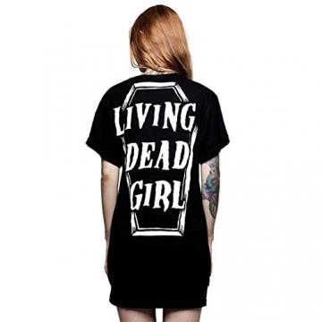 Killstar X Rob Zombie Longshirt - Living Dead Girl L - 2