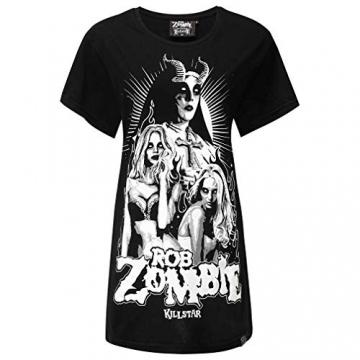 Killstar X Rob Zombie Longshirt - Living Dead Girl L - 3