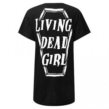 Killstar X Rob Zombie Longshirt - Living Dead Girl L - 4