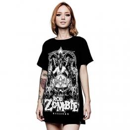 Killstar X Rob Zombie Longshirt - Superbeast Dead BF XXL - 1