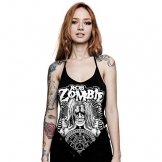 Killstar X Rob Zombie Neckholder Top - Channel X S - 1