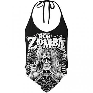 Killstar X Rob Zombie Neckholder Top - Channel X S - 3