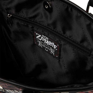 Killstar X Rob Zombie Shopper Handtasche - Mrs. Zombie - 5