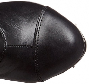 New Rock Damen M-PUNK001-C1 Biker Boots, Schwarz (Black), 38 EU - 7