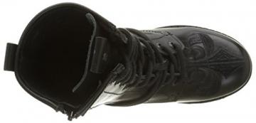 New Rock Damen M Tr052 S1 Biker-Stiefel, Wadenhoch, Schwarz (Black), 39 EU - 7