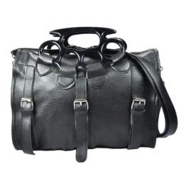 Poizen Industries Schultertasche LETHAL BAG black - 1