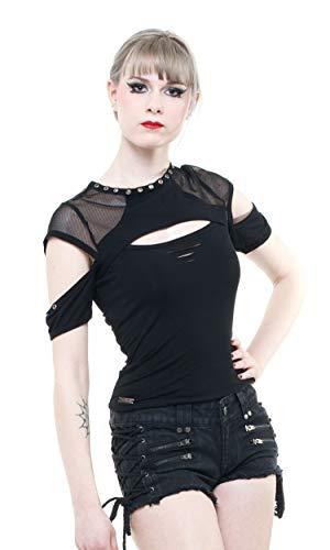 Queen of Darkness Schlichtes Shirt - 1