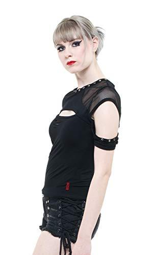 Queen of Darkness Schlichtes Shirt - 3